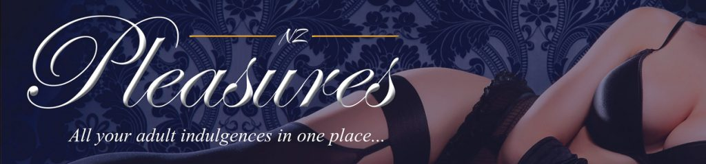 NZ Pleasures New Zealand Escort Directory banner