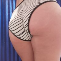 (13) Striped Cotton Briefs 2